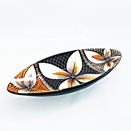 Pacifica Sunset - small boat dish - PS-716a-OSP