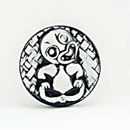 Tiki Round tile