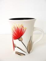 keriblue-ceramics-mug-white-pohutukawa