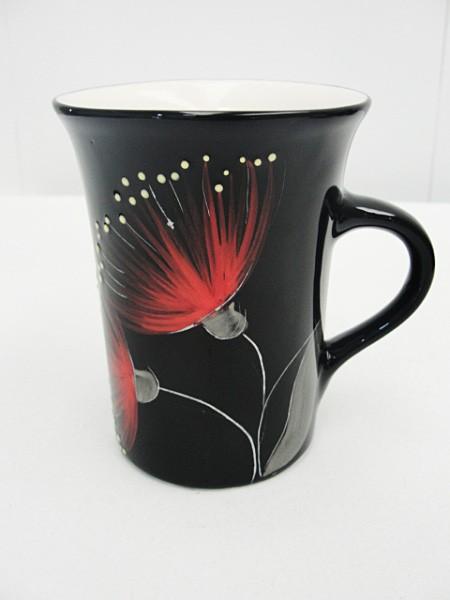 keriblue-ceramics-pohutukawa-mug-black
