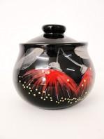 keriblue-ceramics-sugar-bowl-pohutukawa-black
